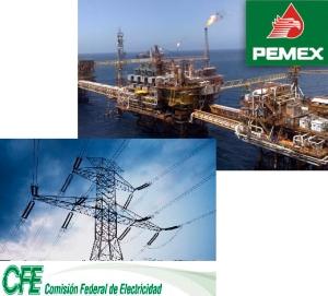 Pemex CFE